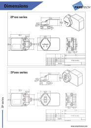 ViAge Operation Scenario Drawings