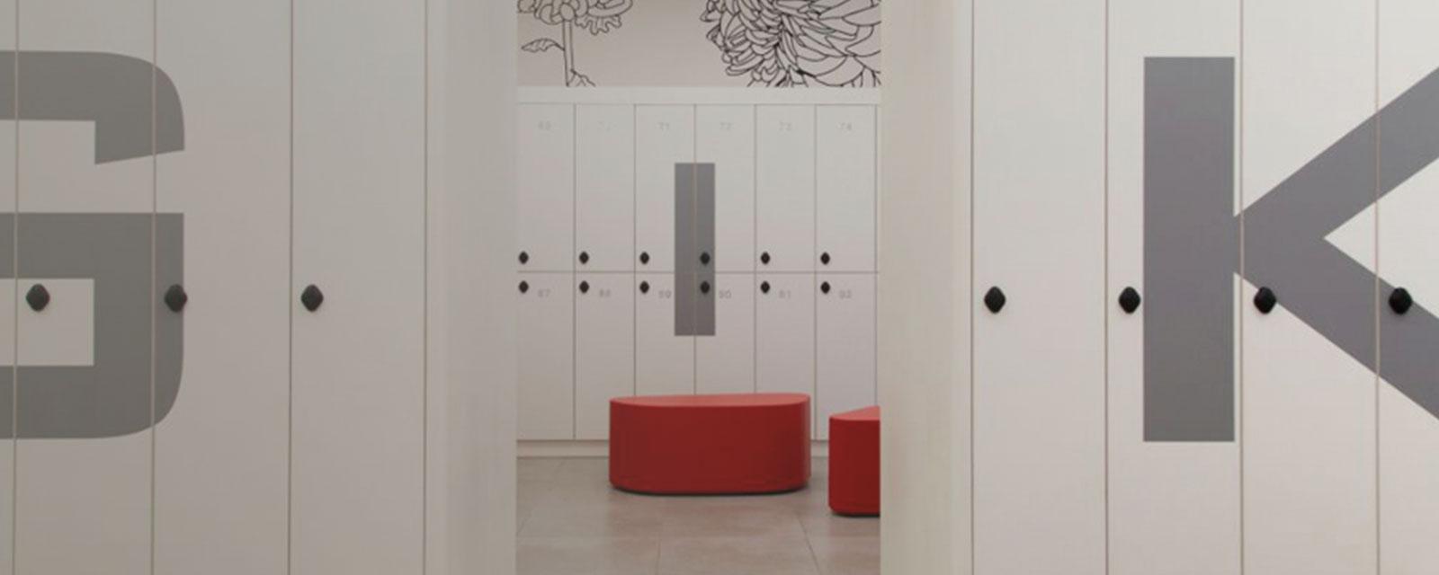 Smart RFID Locks designed for Lockers
